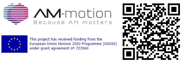 AM-motion (EU H2020)