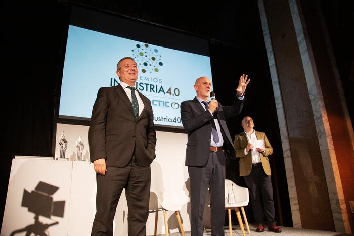 Entrega de Premios Industria 4.0