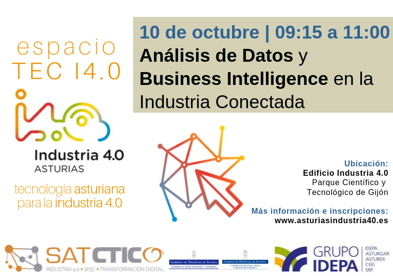 Espacio TEC I4.0 - Business Intelligence