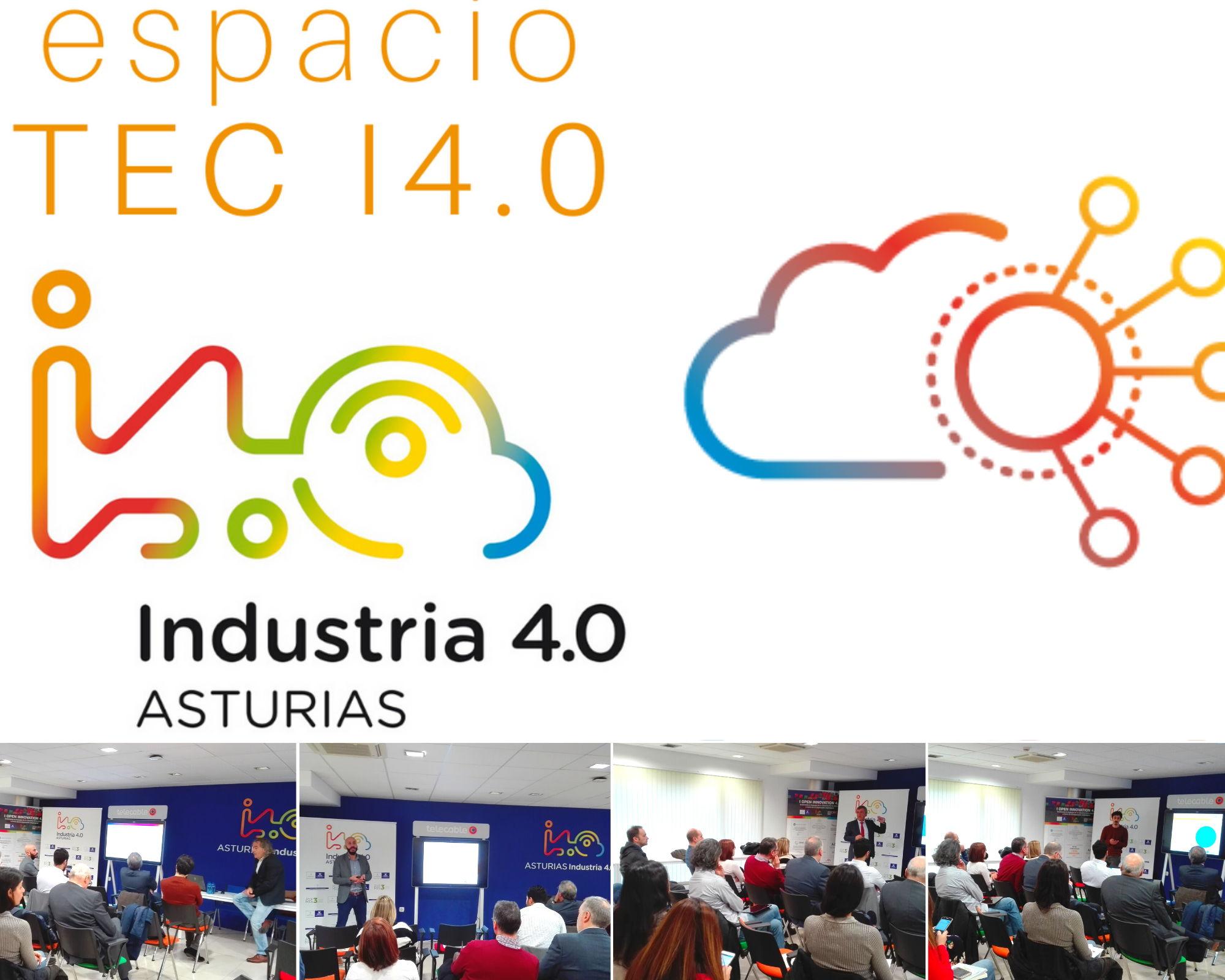 Desayuno Espacio TEC I40 Cloud Computing
